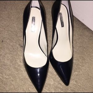 Black Patent Leather High Heels- WILL NEGOTIATE